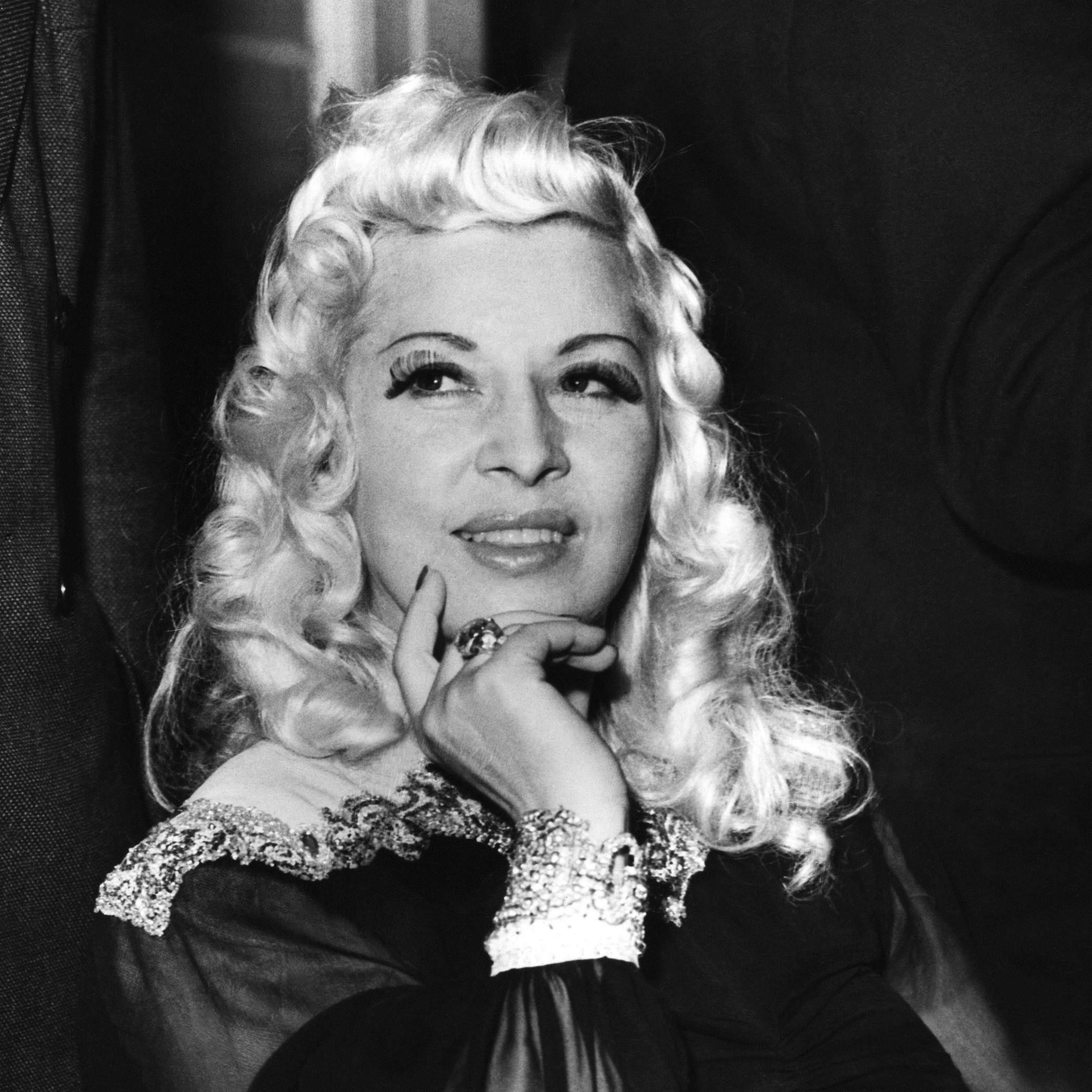 1960 Mae West at 69
