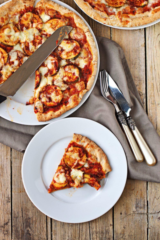 Vegan Pepperoni Pizza Contentedness Cooking Recipe Vegan Pepperoni Vegan Pepperoni Pizza Vegan Pizza Recipe