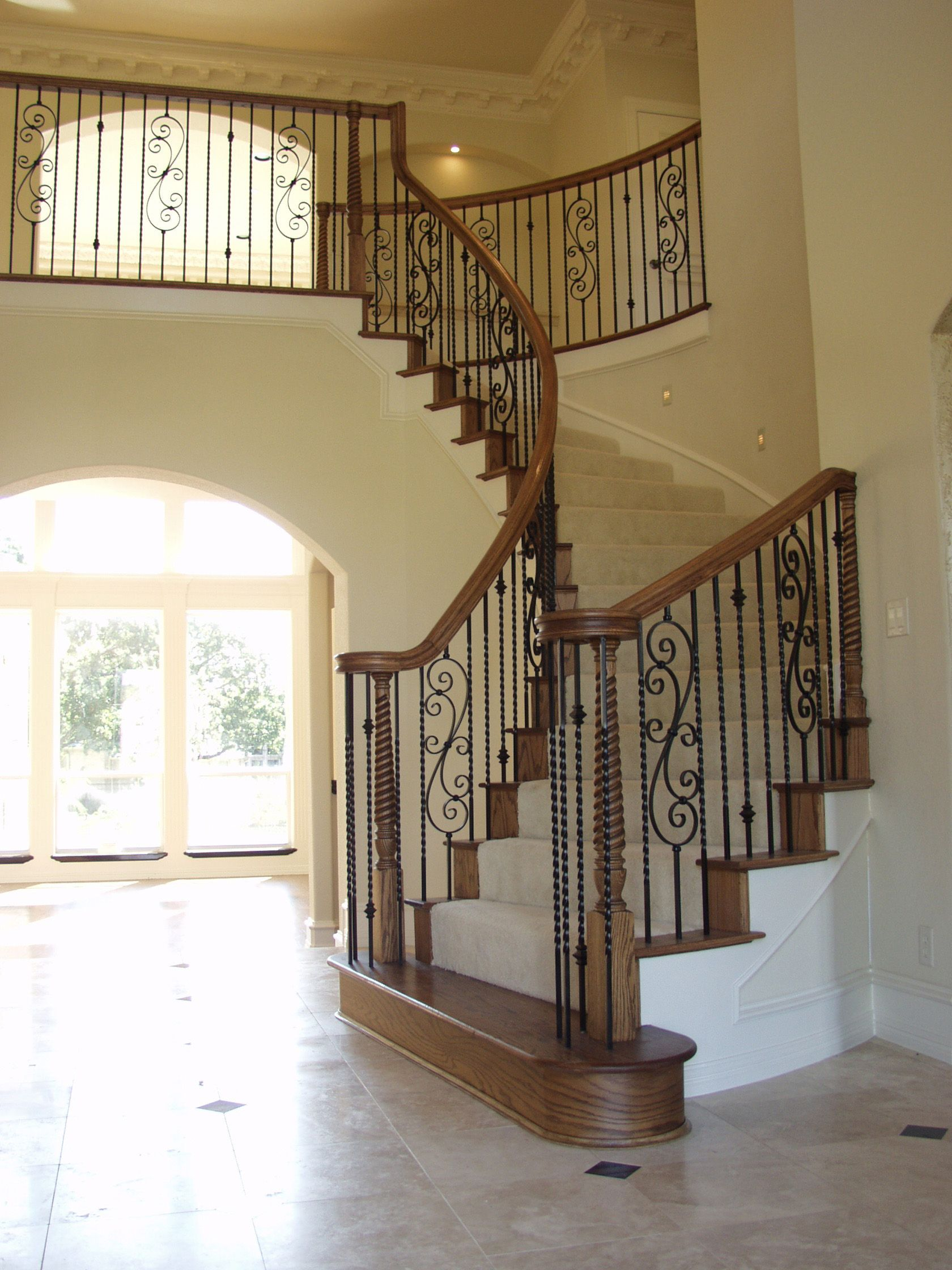 Best This Staircase Design Was Created Using Twist Series 400 x 300