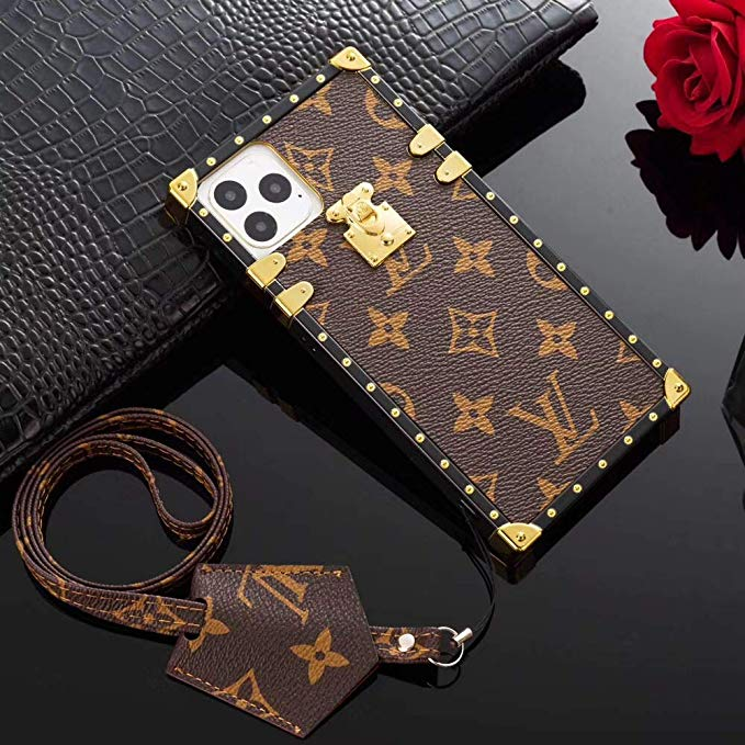 Amazon Com Luxury Designer Stylish Protective Cover Case For Iphone 11 Pro Max Brown Lcyaya Louis Vuitton Phone Case Stylish Iphone Cases Bling Phone Cases,Small Studio Apartment Interior Design Ideas
