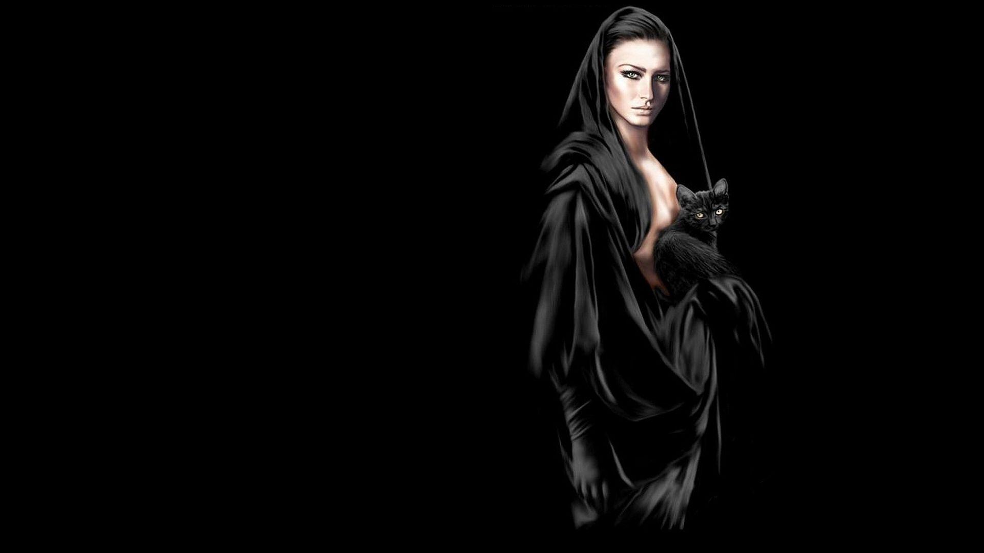 pin 3d black cat - photo #32