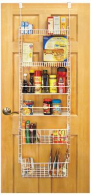 Pro Mart Over The Door Pantry Organizer