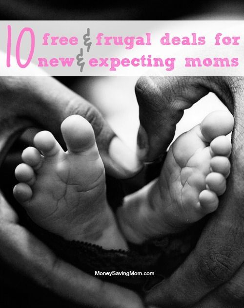 Top 10 FREEBIES & Frugal Deals for new Moms! This is SUCH an informative list -- many of which I didn't know about!
