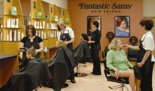 Fantastic Sam S Interior Sams Hair Renee Sam