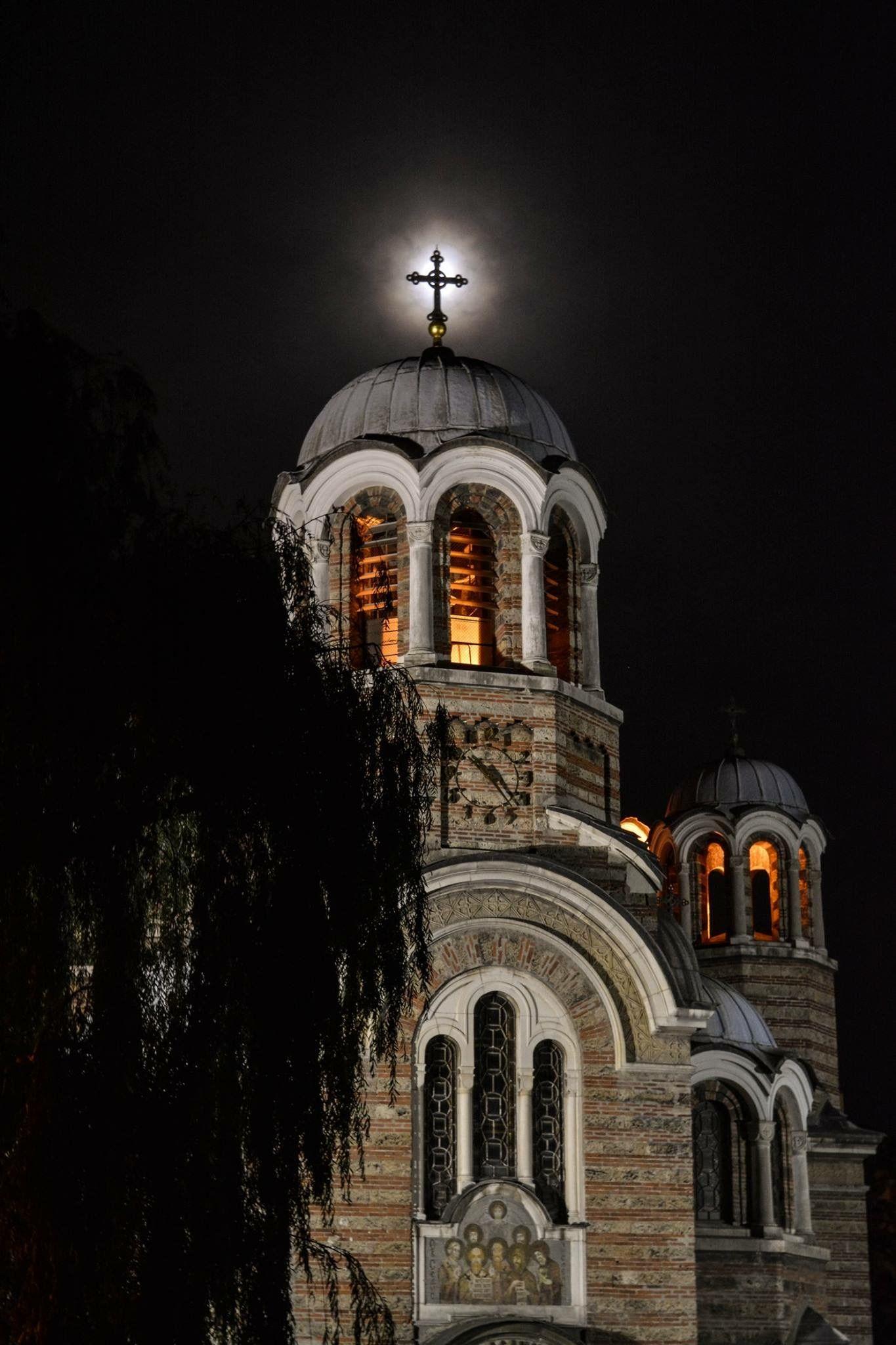 Sedmochislenitzi church sofia bulgaria bulgaria