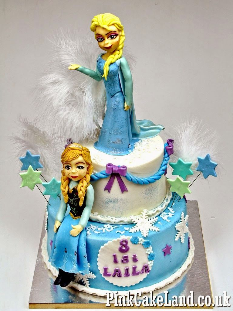 frozen bday cake Google Search Torty Pinterest Cake