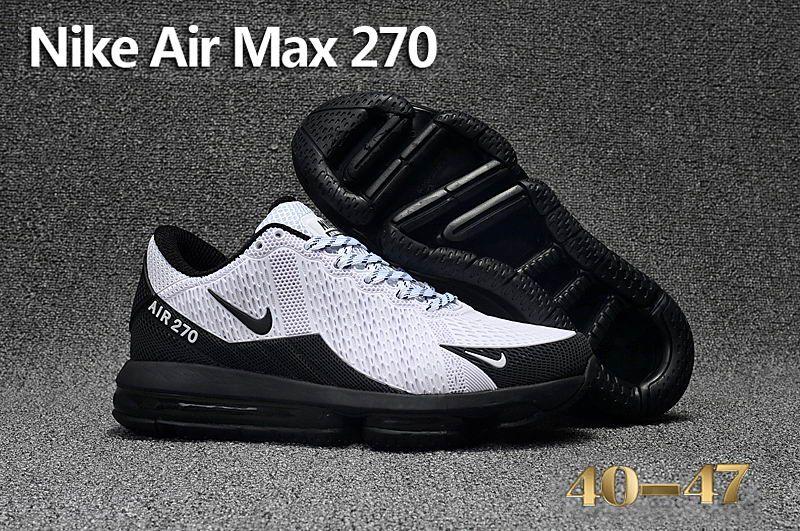 Cheap Nike Air Max Flair 270 Kpu White Black Nike Air Max Nike Air Nike