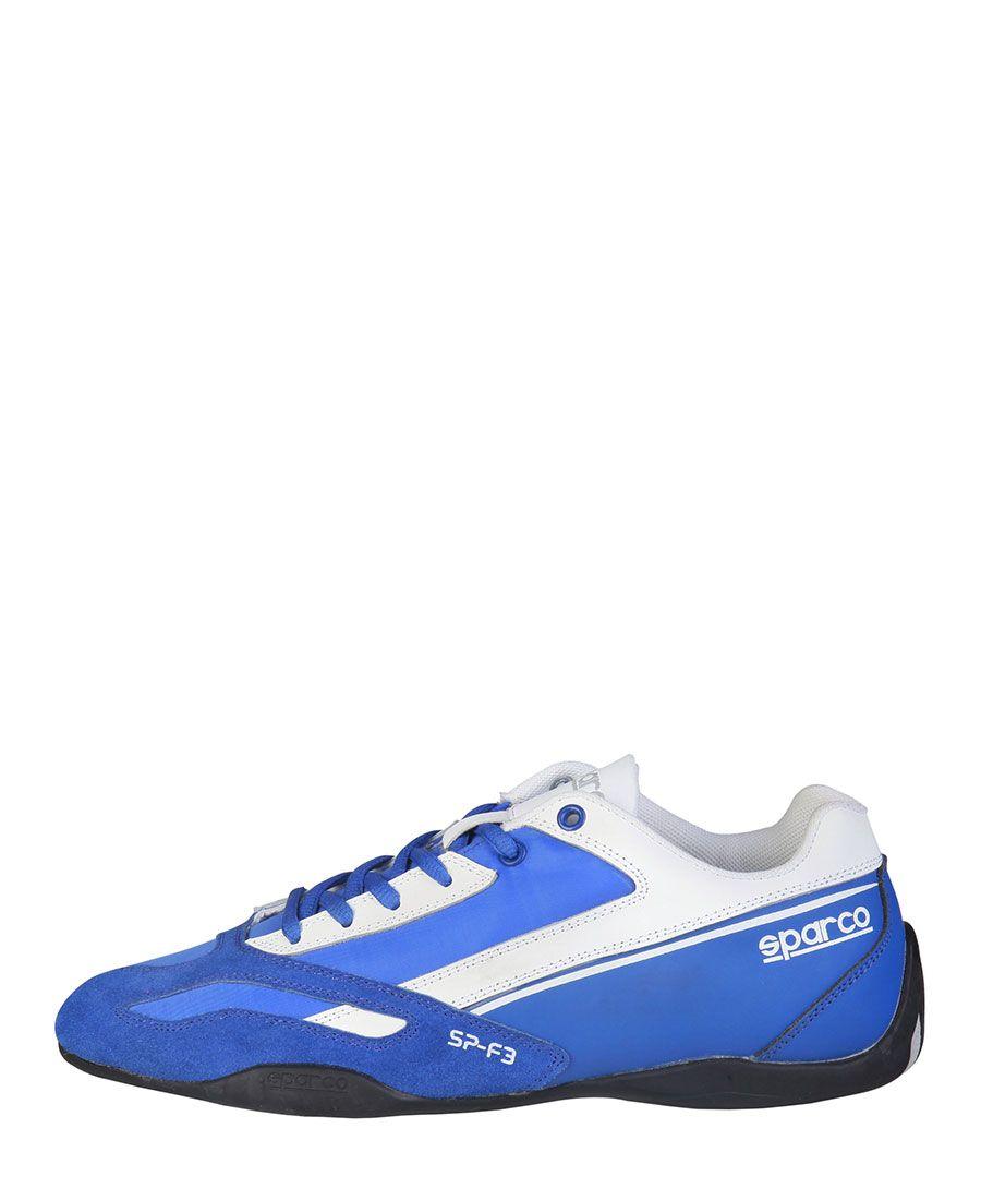 newest e527c f6ea0 Sneaker uomo SPARCO SP-F3 Blu - titalola.com | Man's ...