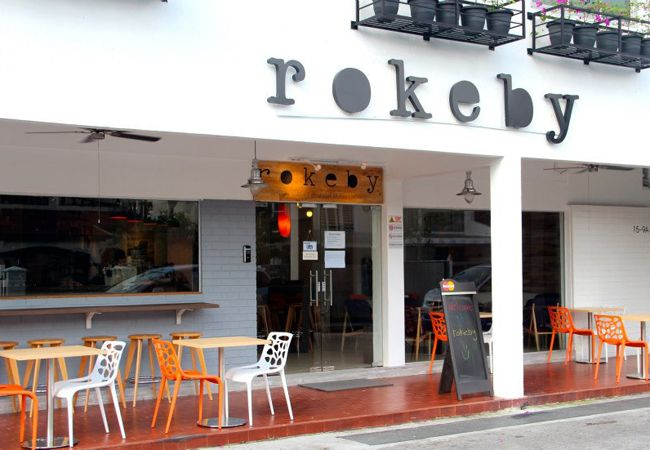 Rokeby Laid Back Aussie Bistro Gem In The Northeast Bistro Cafe Outdoor Decor