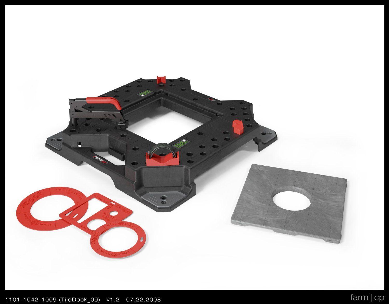 Rotozip Td1 10 Tile Dock Cuttercanada
