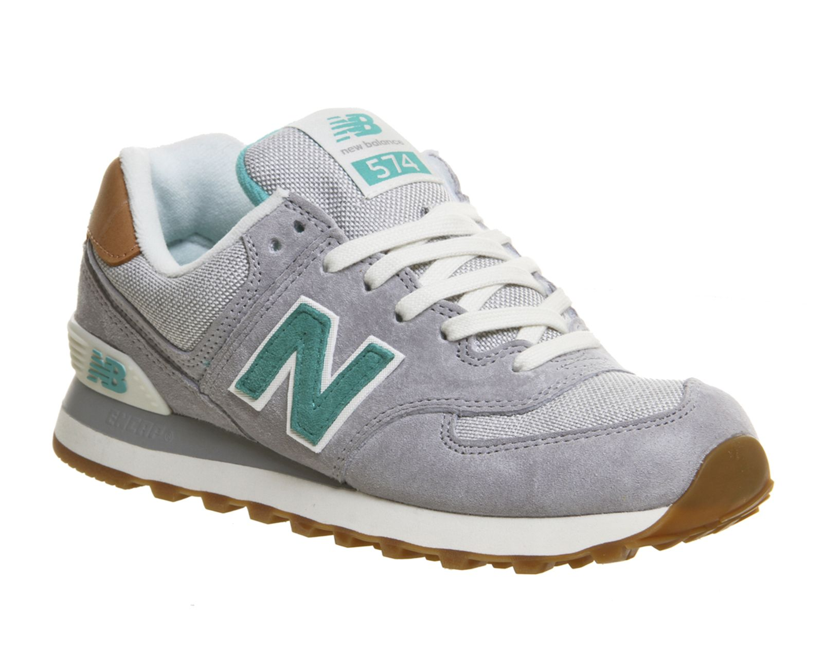 new balance green grey