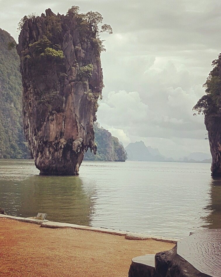 James Bond Island Thaïlande