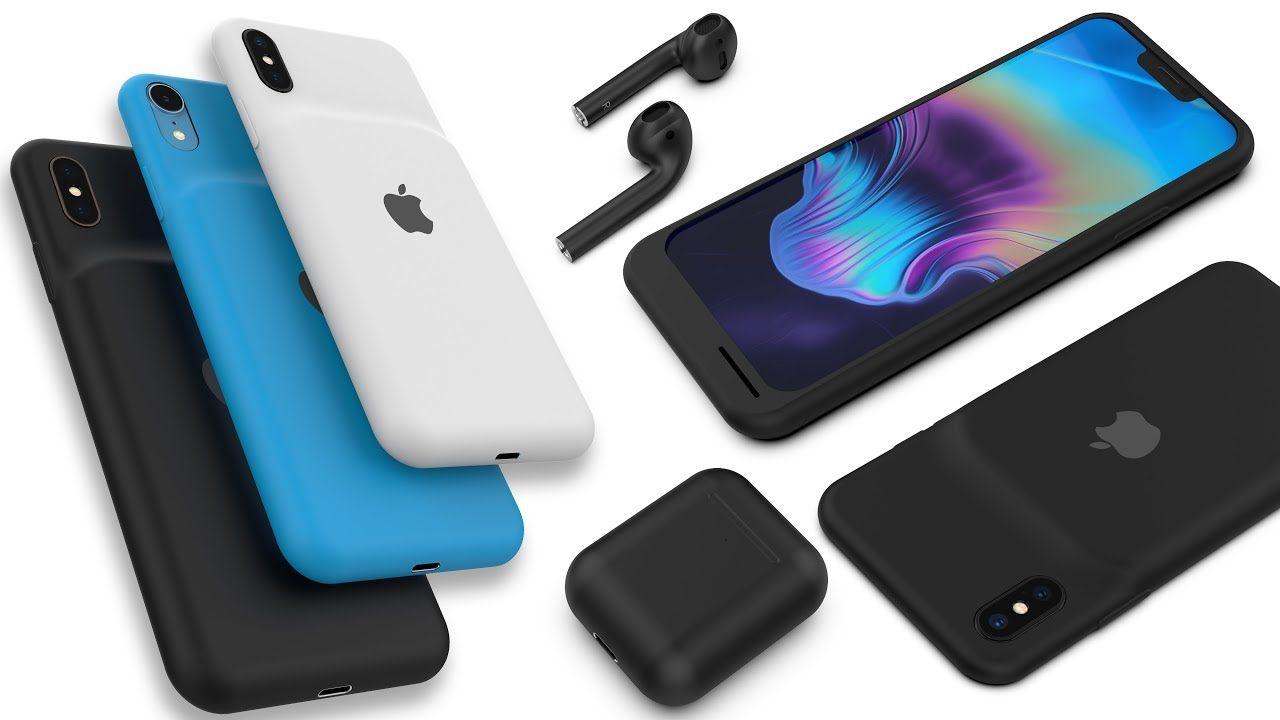 62e600d6d12 New Apple Battery Case Leaks! AirPods 2 & 2019 iPhone Leaks! Apple News -  YouTube