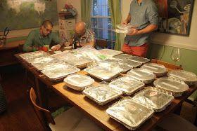 Create. Cook. Teach.: Freezer Meal Swap