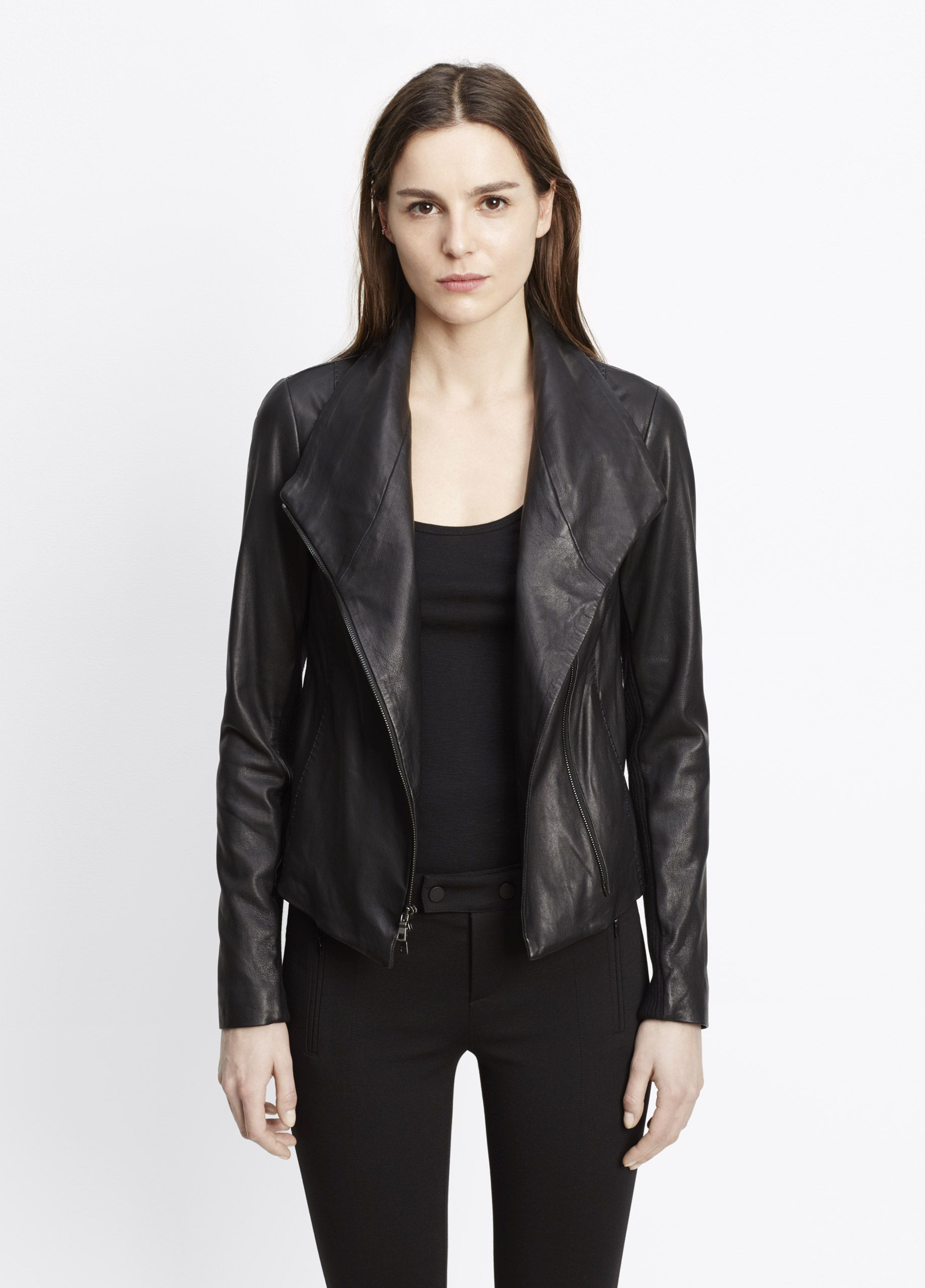 Feather Leather Scuba Jacket Scuba jacket, Jackets