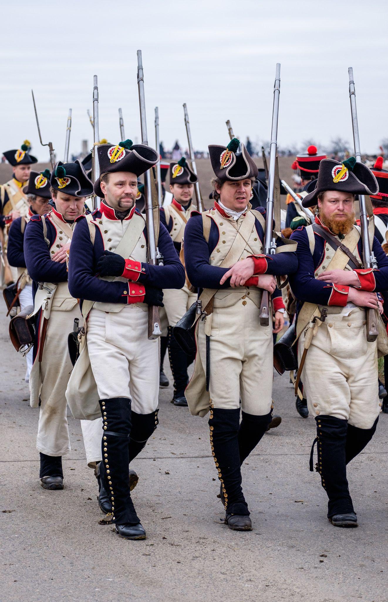 Fucilieri della linea francesi