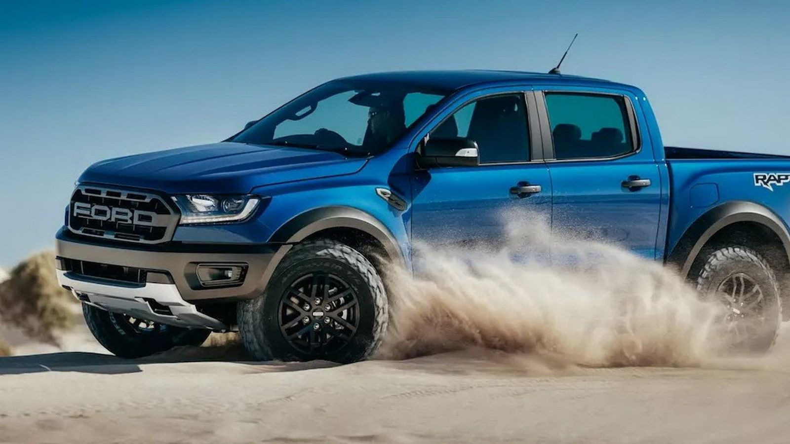 Ford Australia Reportedly Developing V8 Powered Ranger Raptor Em 2020