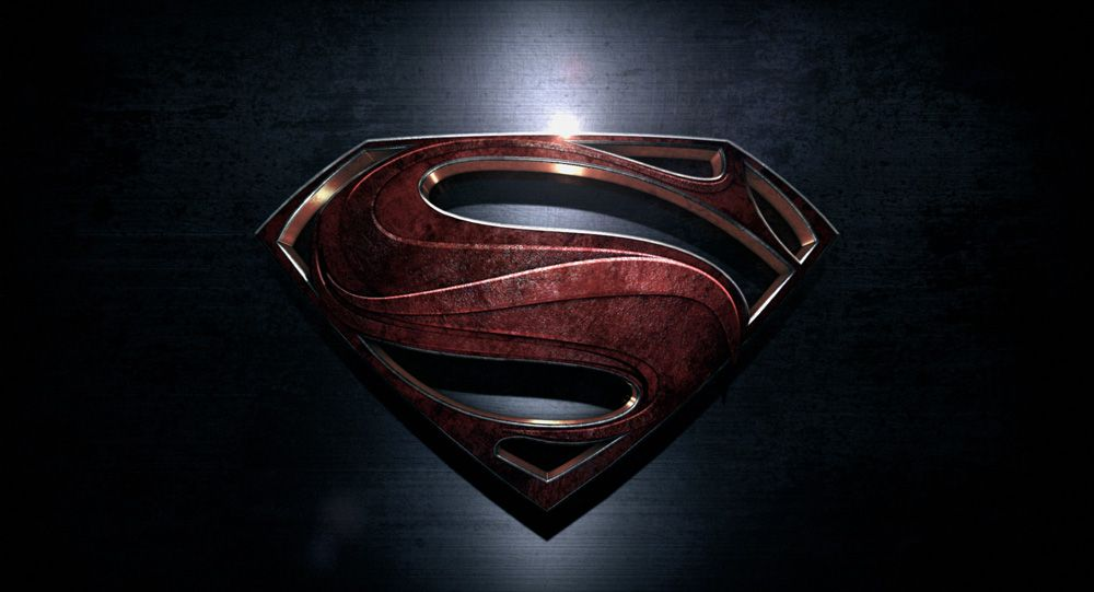 Superman Man Of Steel Title Sequence By Will Tale