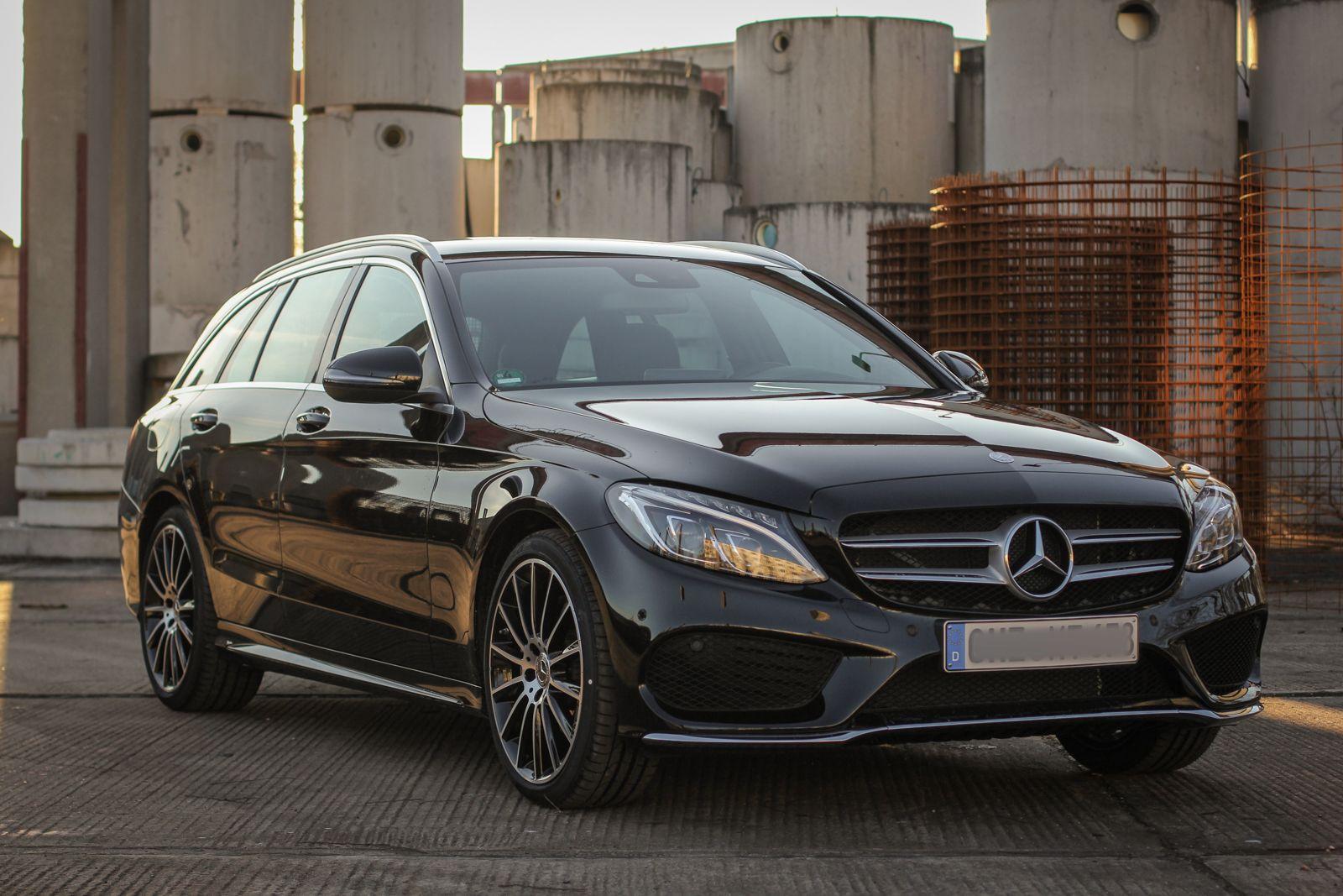 Mercedes Benz C Klasse T Modell AMG Line