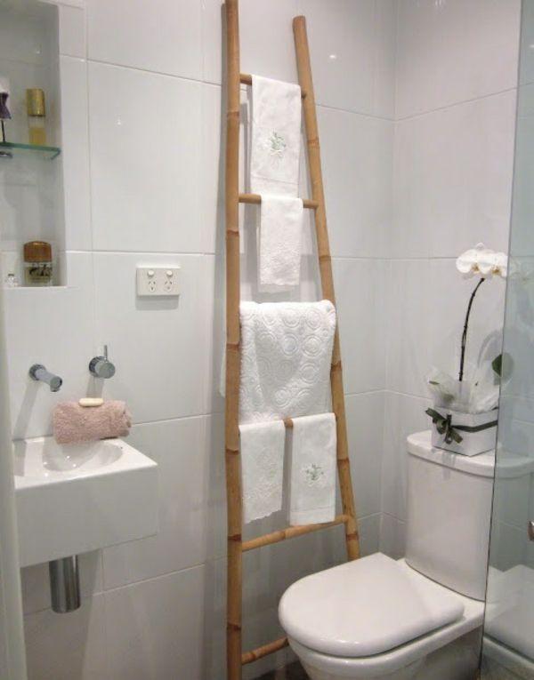 Bambus Badmöbel sorgen für eine Zen-Atmosphäre im modernen - bambus im wohnzimmer