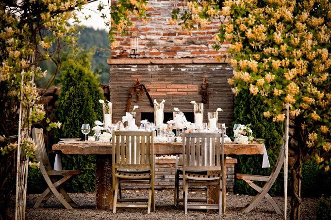 Champagne Wedding Coordination Portland Oregon Planner Gallery