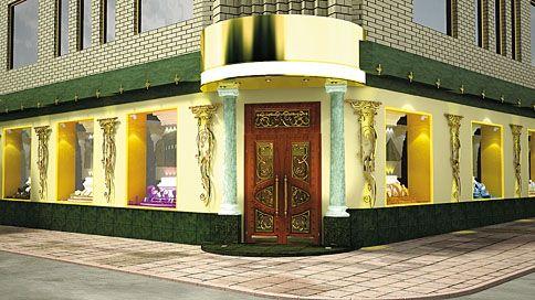 Beauty Salon Design | Home remodeling ideas: Beauty salon designs - 2