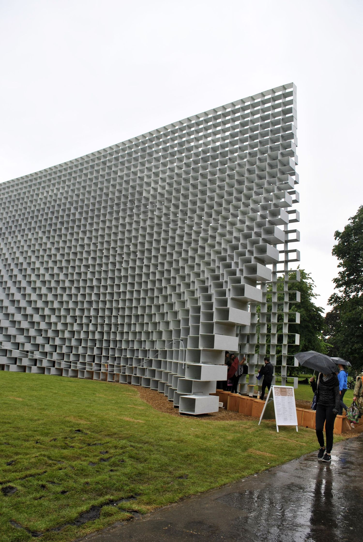 The Best Serpentine Gallery Pavilions I Ve Seen In A Long Time Part 1 Temporary Architecture Pavilion Architecture