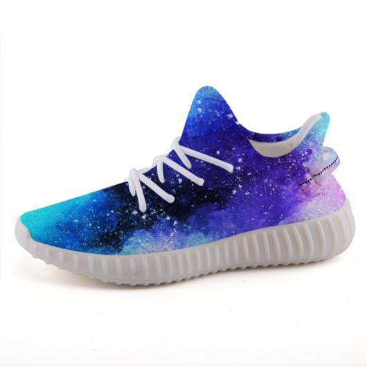 Yeezy Inspired Design Custom Sneakers