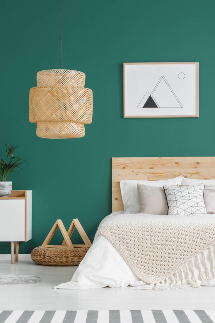 35++ Green bedroom ideas decorating info