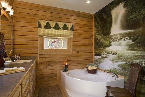 natural earthy bathroom designs