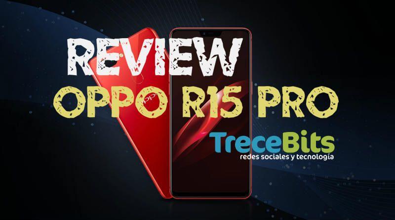 Review Así es el Oppo R15 Pro Noticias sociales, Redes