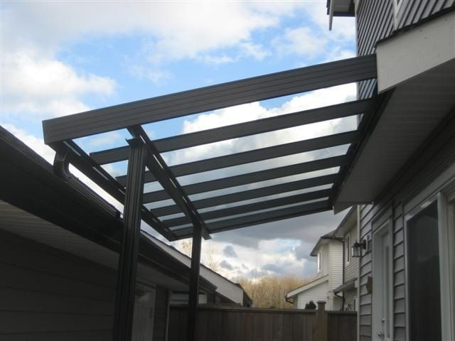 clear glass roof entryway pinterest deck covered glass