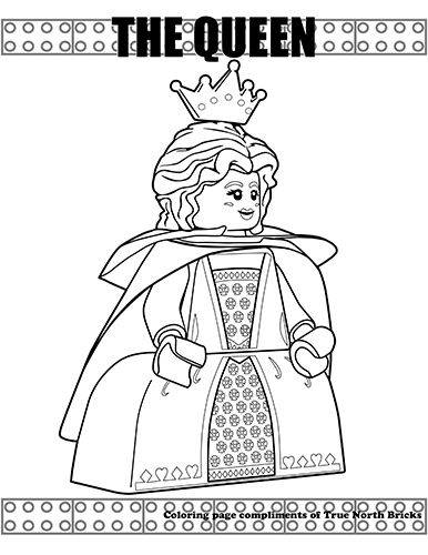 Minifigures Series in 2020 | Poppy coloring page, Lego ...