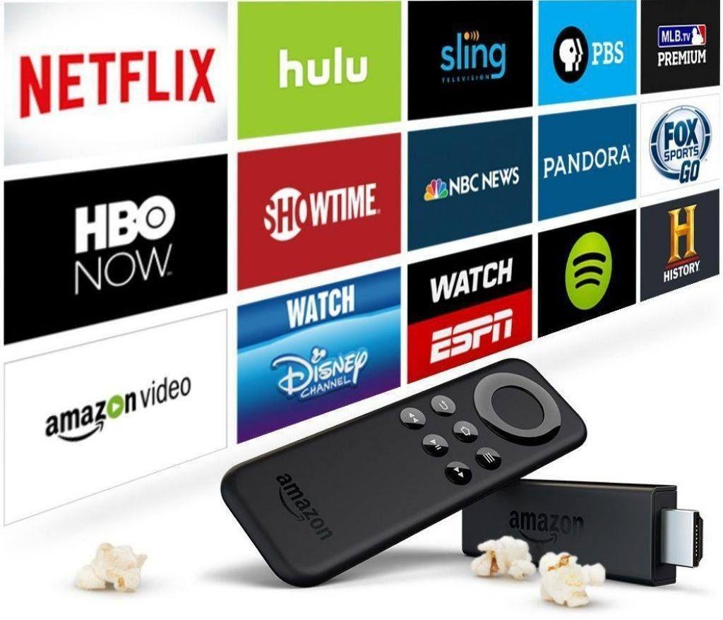 Amazon Fire Tv Stick Basic Edition Com Bluetooth Em 2020 Bluetooth