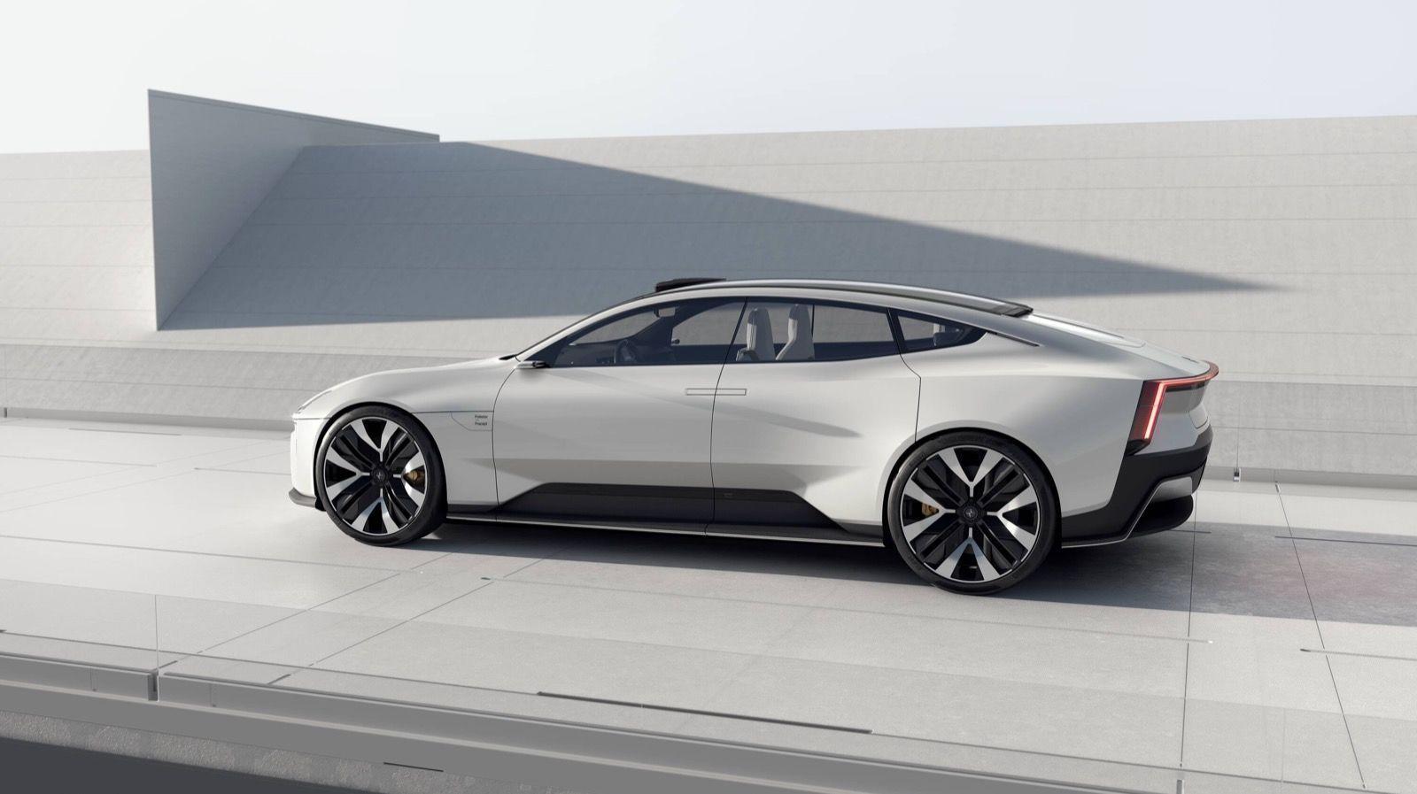 ポールスターの新コンセプトカーは 先進テクノロジーとリサイクル素材で新たな高級車像を提示 Engadget 日本版 2020 コンセプトカー 高級車 ボルボ
