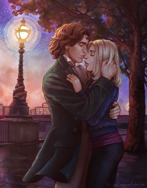 Rose And Eight Doctor Art By Fade With Fury Doctor Who Art Doctor Who Fan Art Doctor Who