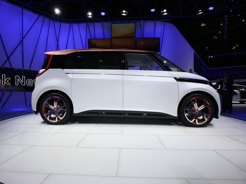 BUDD-e, VW Kombi Modern Bertenaga Listrik