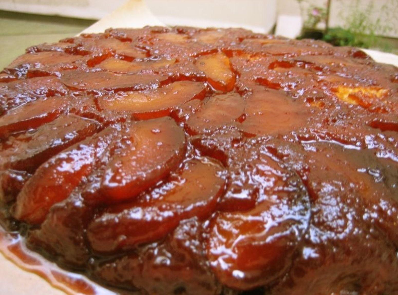 Apple Upside Down Cake Recipe