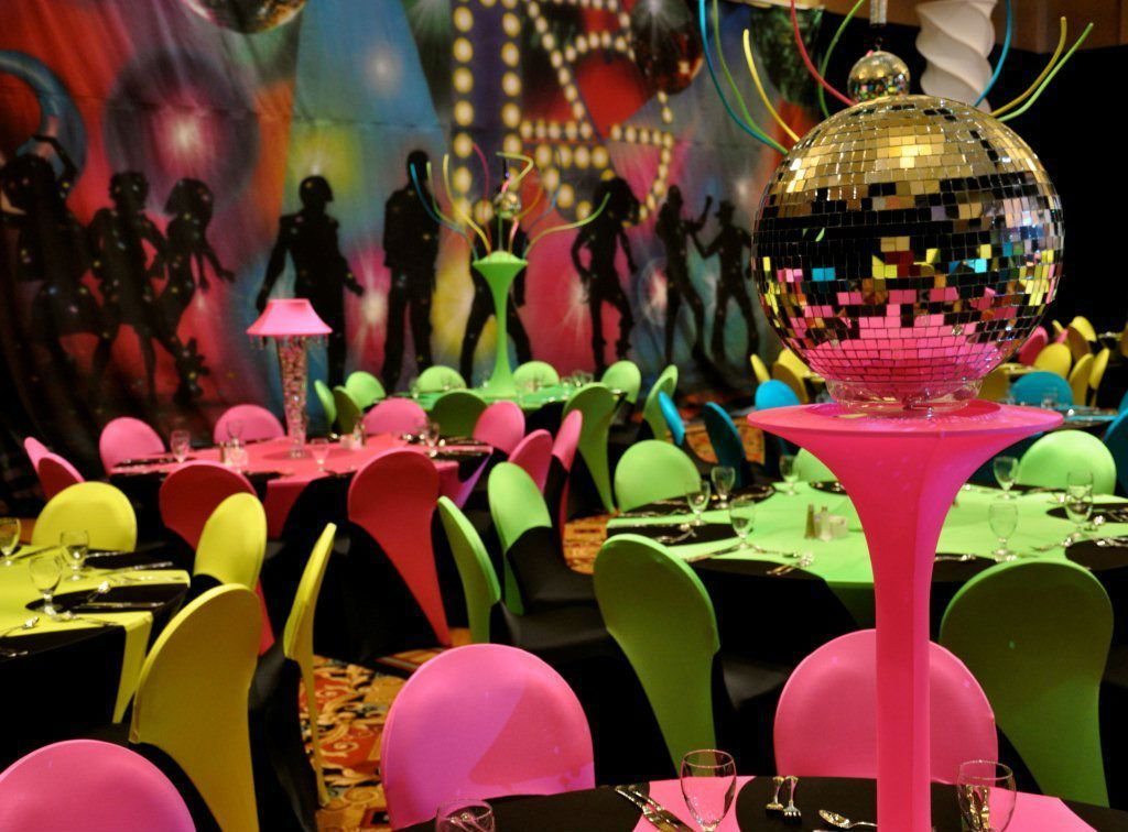 70s Themed Birthday Party In 2019 70s Party Decorations