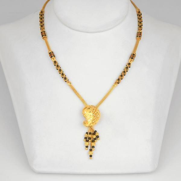 jewellery gold ganthan Mangalsutra Pinterest Gold Gold