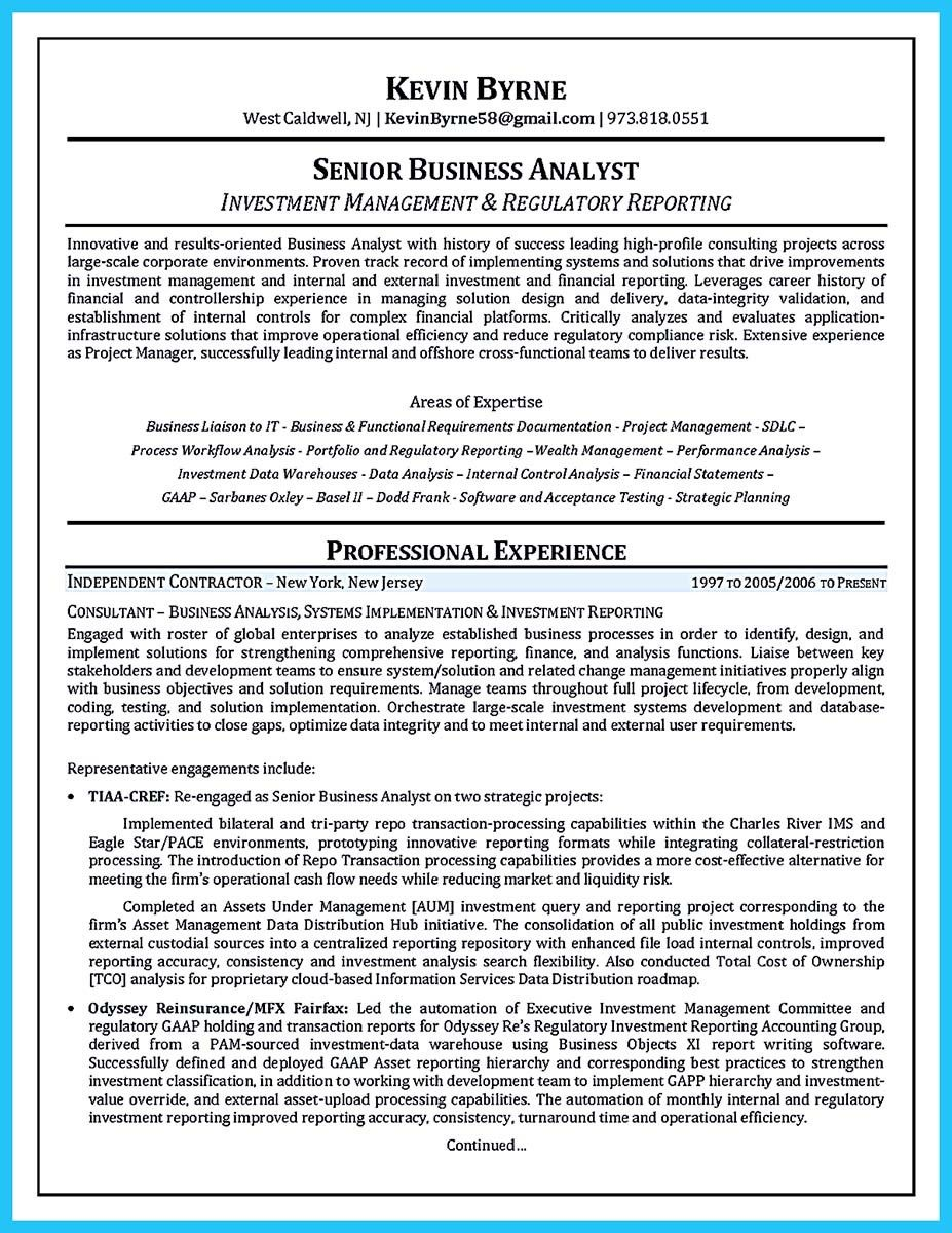 Data Entry Analyst Sample Resume Cool Cool Create Your Astonishing Business Analyst Resume And Gain The .