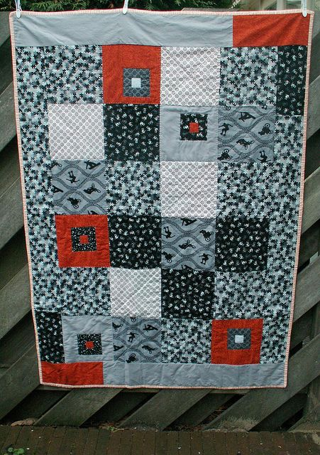12 Extreme Team finished by Alphenquilts, via Flickr