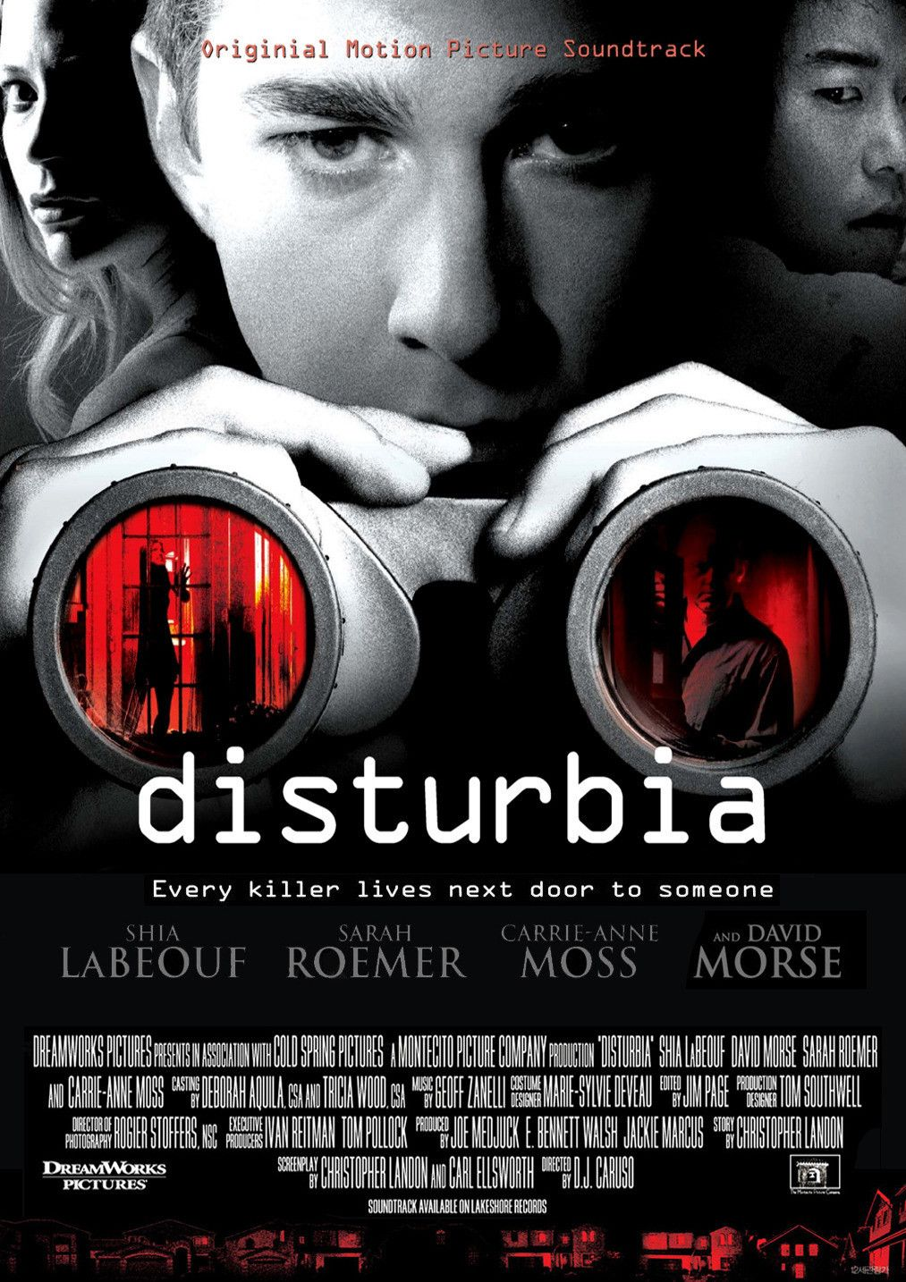 disturbia stream