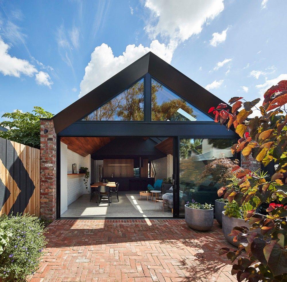 Valiant house maison pour une jeune famille melbourne par a for architecture architecture - La maison trojan melbourne ...