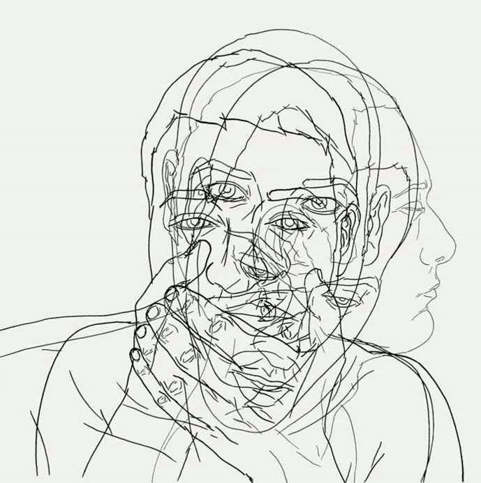 It's just a graphic of Gargantuan Turn Photo Into Line Drawing Illustrator