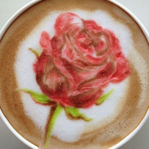 Art in My Coffee: 60 Delicious Examples of Latte Art