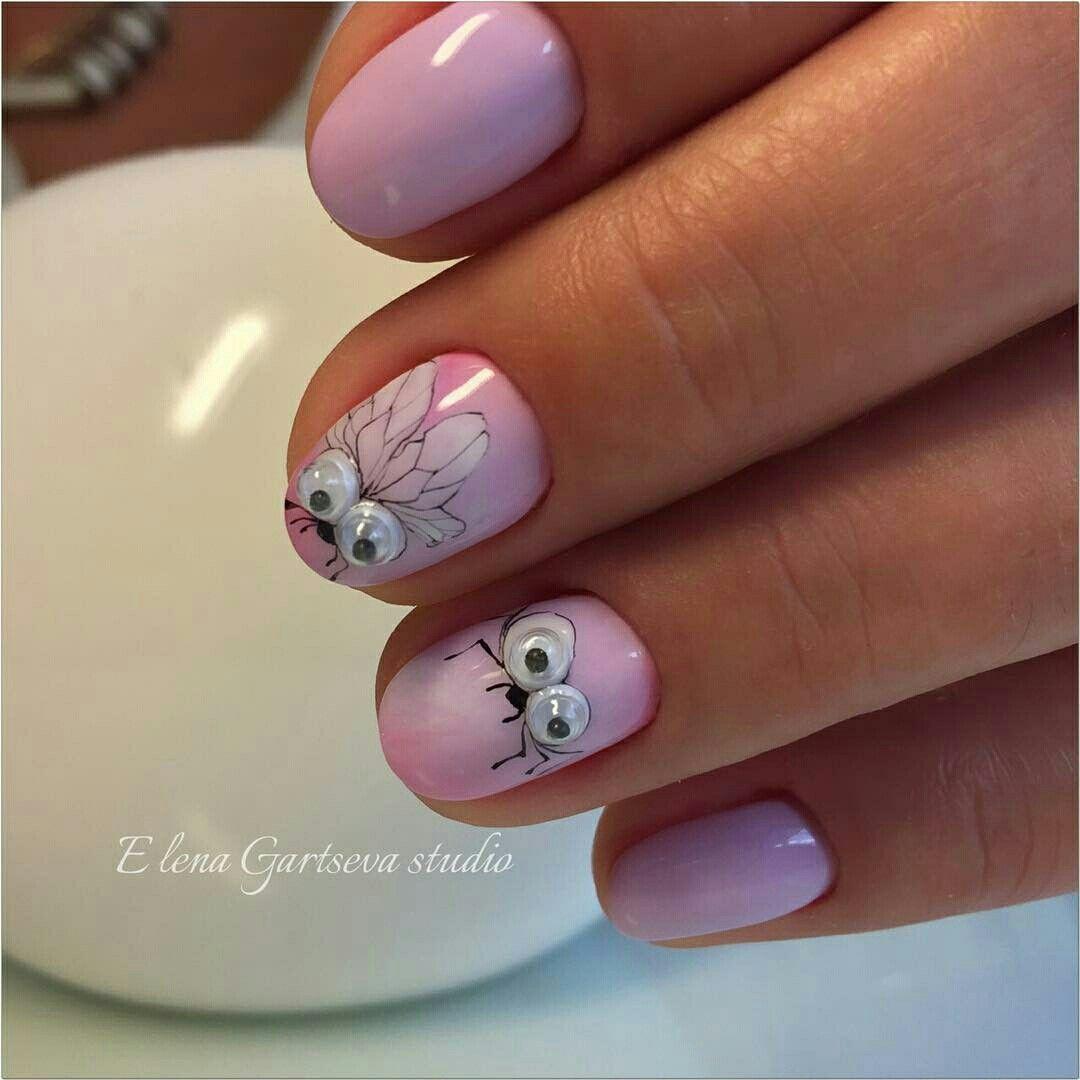 Pin von Claudia Guisao auf cute nails   Pinterest