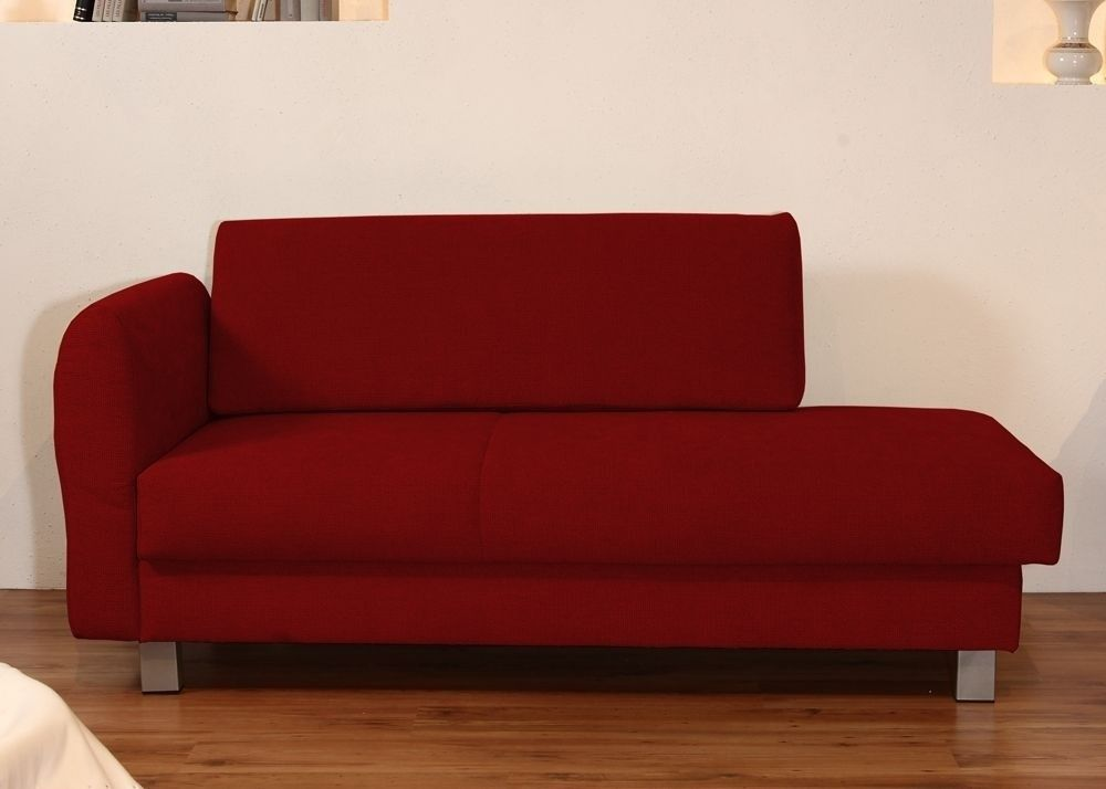 Schlafcouch design  Design Schlafsofa Bettsofa Sofa Couch Rot 2584. Buy now at https ...