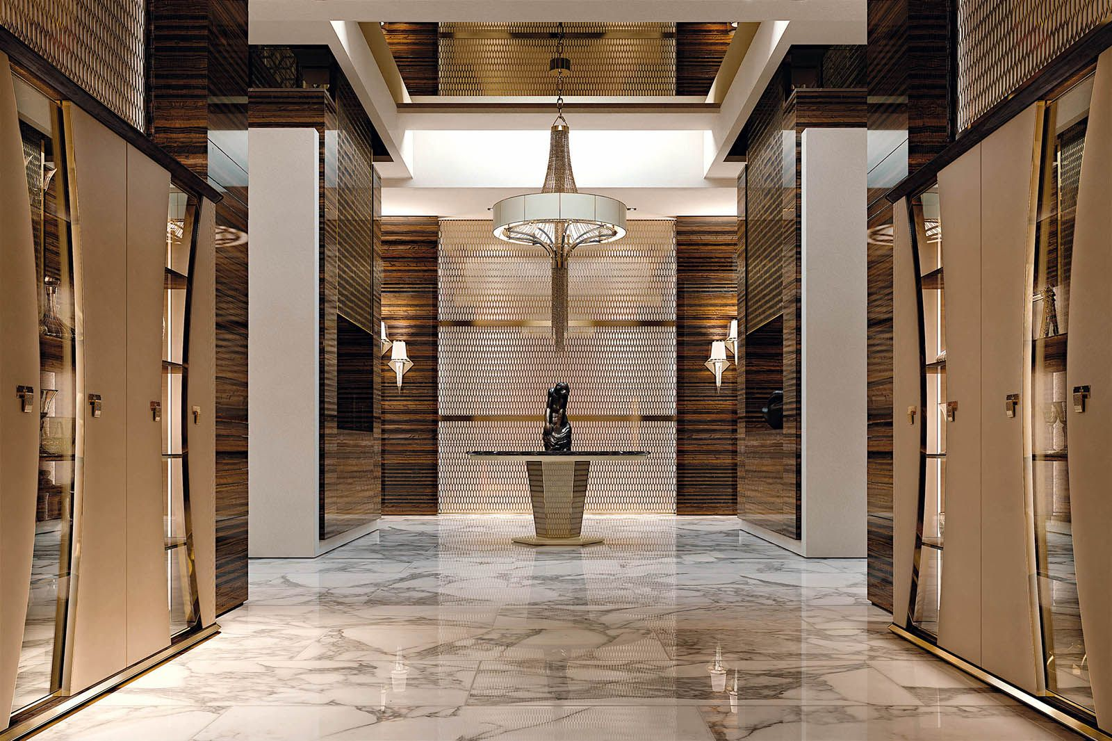 Turri luxury italian furniture for exclusive and modern for Turri arredamenti
