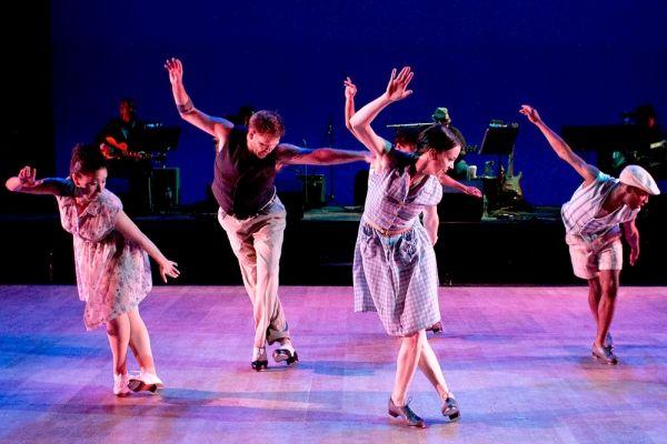 Vancouver International Tap Dance Festival Pushes Into The Future Tap Dance Dance Teach Dance